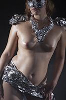 Kunstvolle Erotikfotos von Amateur Models